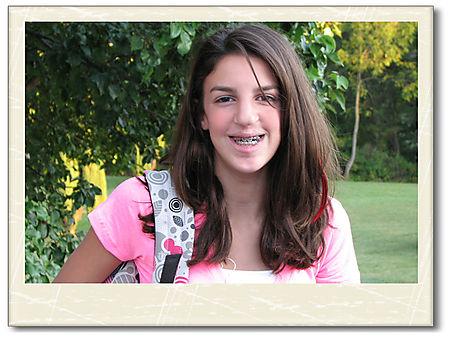 Hannah 8 grade 2 lr