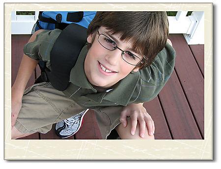 Sam 4 grade
