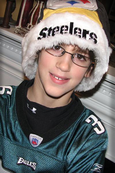 Steelers eagles lr