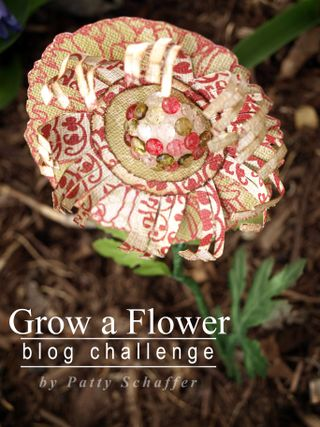 Grow a flower blog challenge