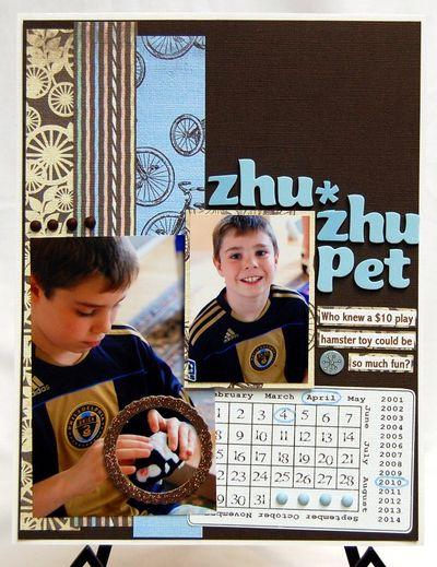 Zhu zhu pet
